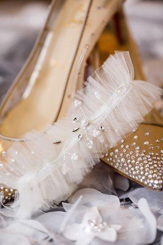 shannon-tahir-wedding-shoes-christian-louboutin-mesh-crystal-rhinestones-lingerie-garter-crystals