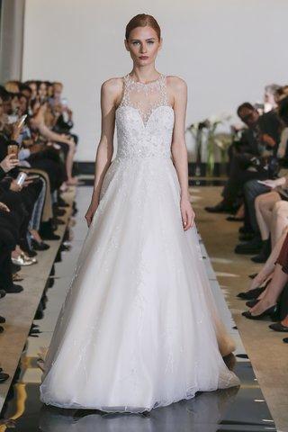 justin-alexander-spring-2018-jewel-collar-ball-gown-keyhole-back-designer-wedding