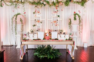 bridal-shower-activities-fragrance-class-make-your-own-perfume-greenery-decorations