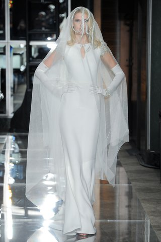 a-silk-double-face-georgette-sheath-gown-with-a-front-bodice-slip-and-crystal-sleeves-by-reem-acra