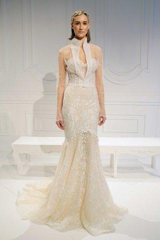 le-secret-royal-bridal-collection-galia-lahav-long-sleeve-sheer-wedding-dress-bolero-embroidery