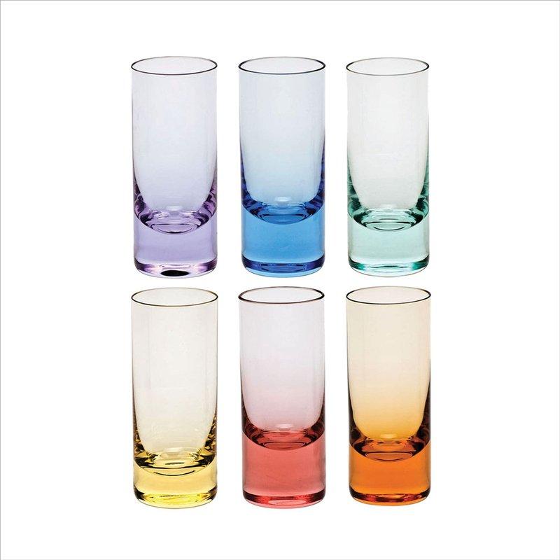 Moser Vodka Shot Glasses