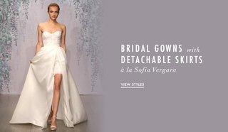 wedding-dress-ideas-with-detachable-skirts-like-sofia-vergara