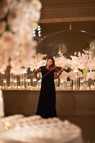 new-york-city-wedding-ceremony-entertainment-woman-playing-violin-musician