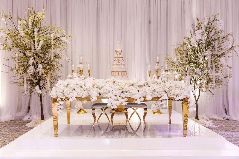 Shannon & Tahir Whitehead's Table