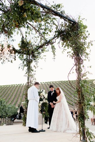 bride-and-groom-at-outdoor-wedding-vineyard-venue