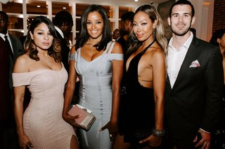 r-b-singer-durrell-tank-babbs-zena-foster-wedding-actress-model-claudia-jordan-wedding-guest