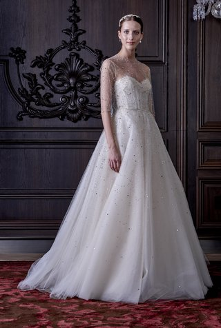 gown-with-sheer-sleeves-and-neckline-by-monique-lhuillier