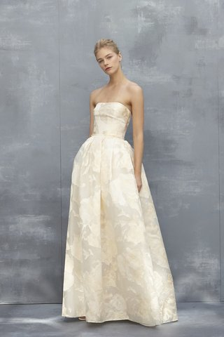 amsale-fall-2018-jacquard-organza-strapless-gown-with-crystal-embellished-bodice