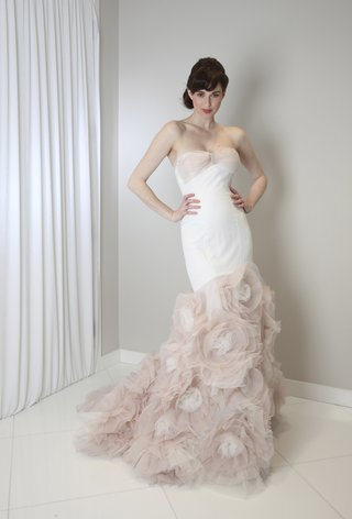 pink-rosette-tulle-skirt-mermaid-wedding-dress-by-randi-rahm