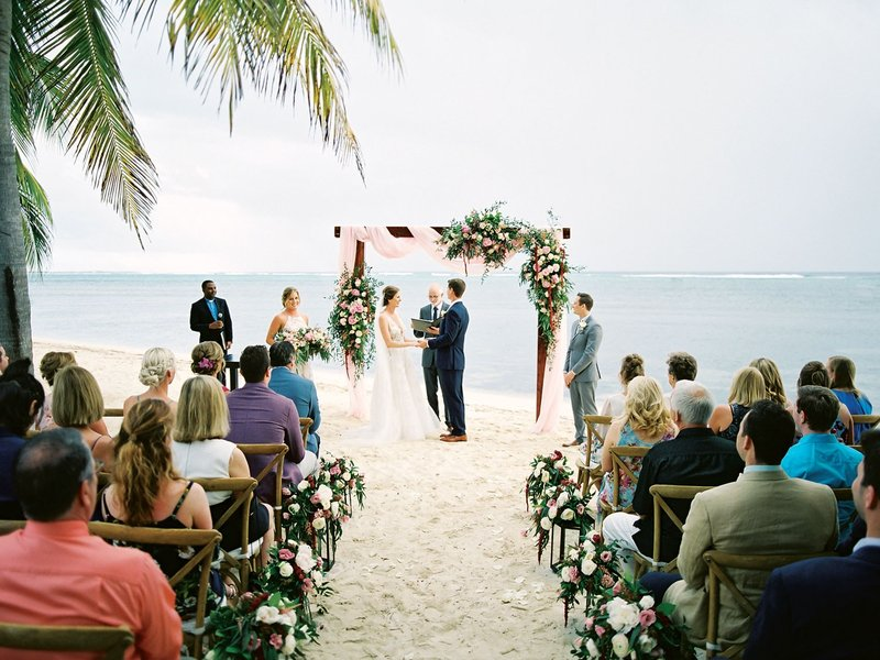 Cayman Islands Wedding Ceremony