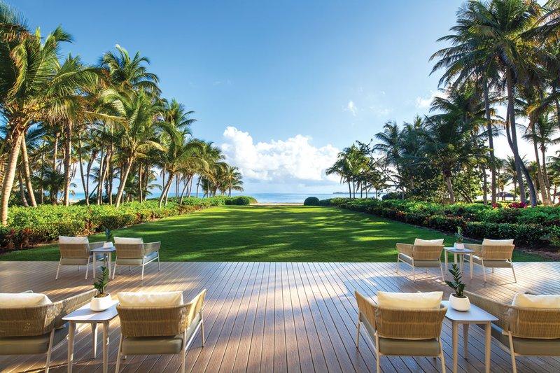 The St. Regis Bahia Beach Resort - Estate Lawn
