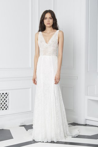 blush-by-monique-lhuillier-fall-2018-embellished-lace-sleeveless-cowl-neck-sheath-gown-low-back