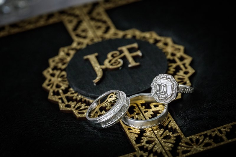 Vintage-Inspired Halo Engagement Ring