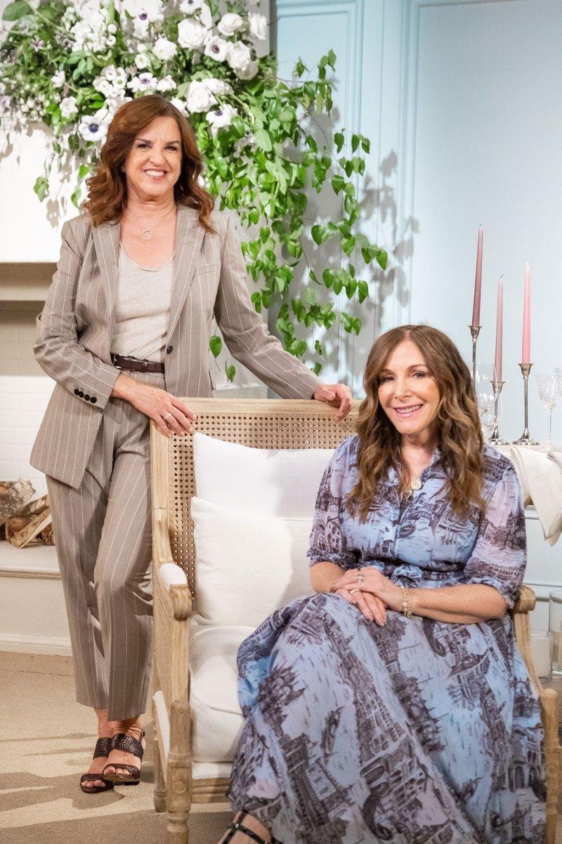 Debbie Geller and Mindy Weiss