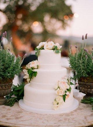 wedding-cake-of-mark-paul-gosselaar-and-wife