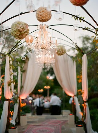 alfresco-drapery-chandelier-and-pomander-balls