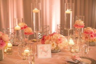 floating-candles-and-rose-and-peony-flowers-at-reception