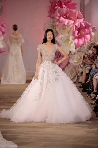 ines-di-santo-couture-bridal-collection-spring-summer-2017-cap-sleeve-ball-gown-beading-illusion