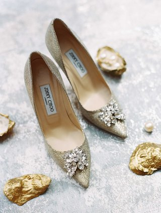 jimmy-choo-sparkly-gold-pointy-toe-pumps-with-jewels-on-toes