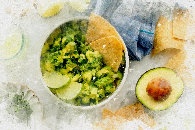Guatemala Guacamole Recipe