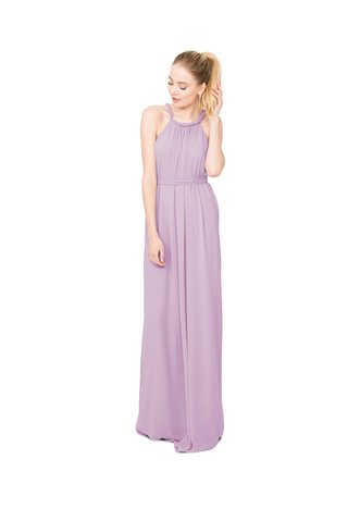 joanna-august-catherine-long-bridesmaid-dress-in-light-purple-with-twist-rope-straps