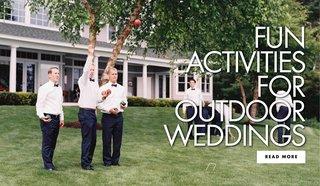 fun-activities-for-outdoor-wedding-events