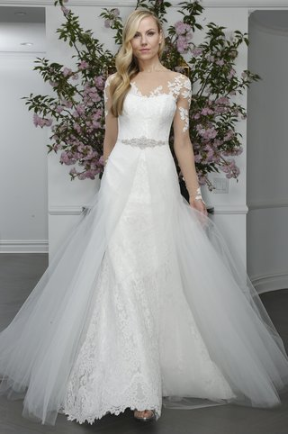 illusion-neckline-tulle-overskirt-dress-by-legends-romona-keveza