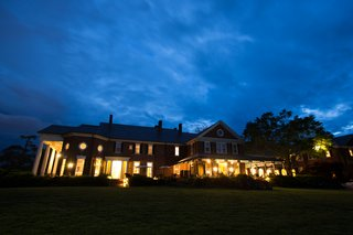 farmington-country-club-at-dusk-with-lights-on