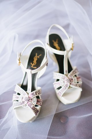 wedding-shoes-ysl-yves-saint-laurent-strappy-sandals-open-toe-with-handpainted-design-purple-pink