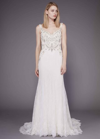 claudia-sheath-lace-dress-with-embroidery-by-badgley-mischka