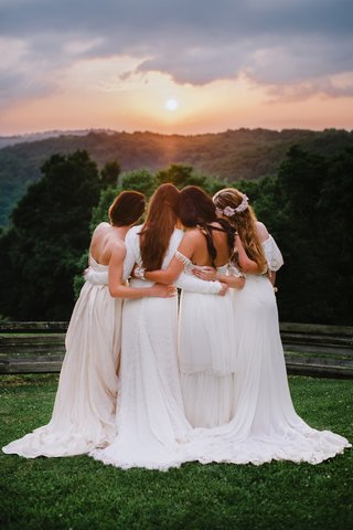 brides-in-bohemian-dresses-by-daughters-of-simone-lindee-daniels-mignonne-handmade-embrace