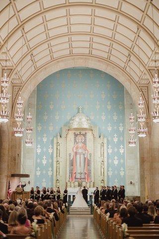 christ-the-king-catholic-church-dallas-light-blue-altar