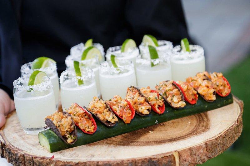 Tacos & Margaritas at Cocktail Hour
