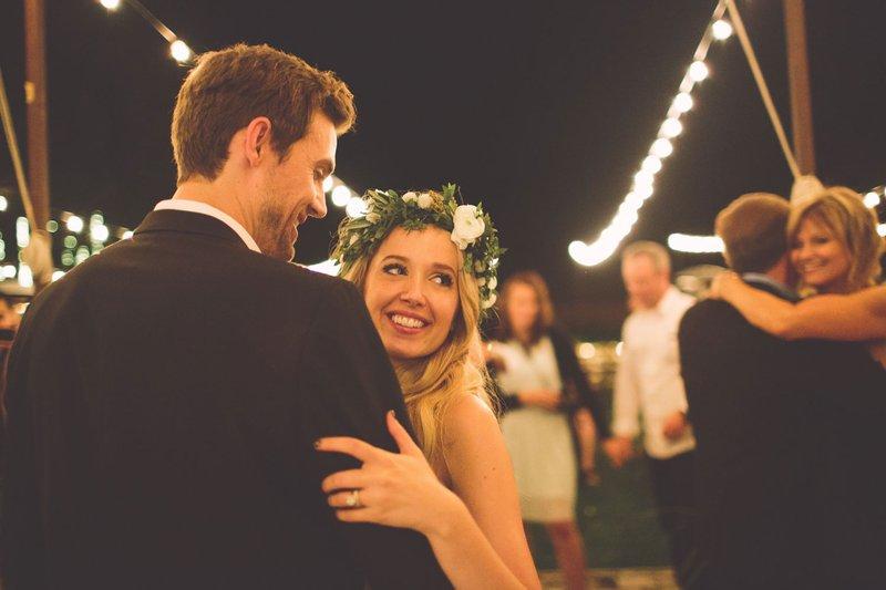 Tyler Hilton & Megan Park's First Dance
