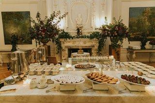 wedding-dessert-table-at-rosecliff-mansion-newport-rhode-island-ballroom-cookies-chocolate-berries
