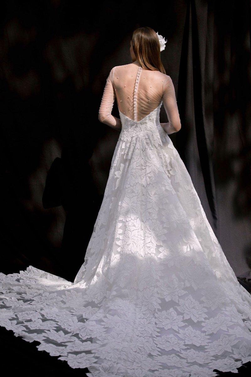 "Back of ""Teresa"" by Francesca Miranda"