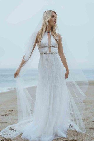 margot-by-sabrina-dahan-spring-summer-2018-grecian-style-collar-dress-plunging-neckline-jeweled-belt