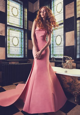 peony-sareh-nouri-spring-2018-pink-trumpet-silk-faille-gown-straight-across-neckline-detachable-bow
