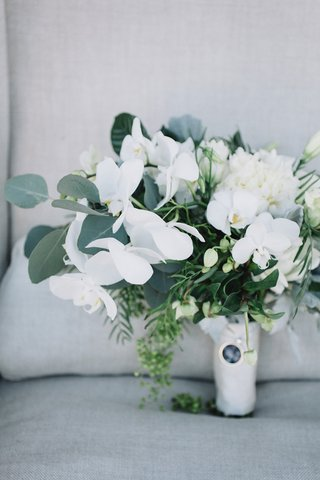bouquet-with-orchids-eucalyptus-ferns-charm-with-loved-one