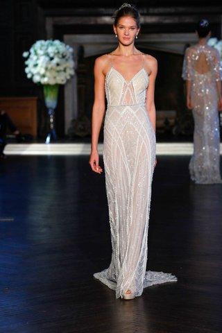 alon-livne-white-fall-2016-beaded-sheer-wedding-dress-with-spaghetti-straps