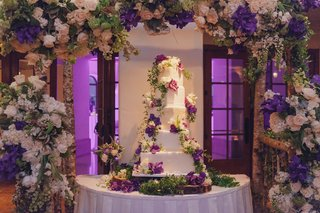 nick-carter-and-lauren-kitts-wedding-cake