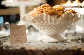 white-scalloped-bowl-with-mini-pies-that-look-like-cupcakes
