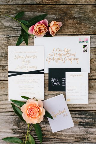 invitation-suite-with-gold-calligraphy-foil-black-response-card