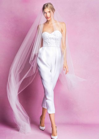 angel-sanchez-fall-2016-strapless-jumpsuit-with-sweetheart-neckline