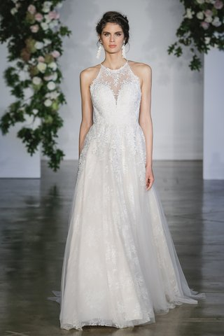 morliee-fall-2018-guipure-lace-appliques-on-english-net-ball-gown-over-chantilly-lace
