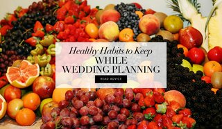 how-to-stay-healthy-while-planning-your-wedding