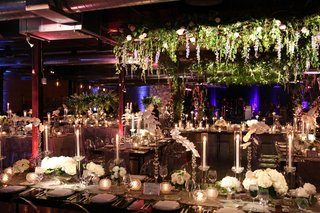 wedding reception gold coast all stars gold coast events greenery delphinium ceiling installation