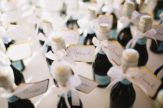 mini-bottles-of-champagne-for-wedding-escort-cards