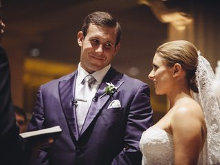 nfl-football-player-in-blue-suit-with-bride